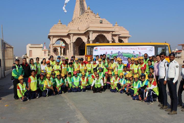Amarchand Singhvi International School-Excursion