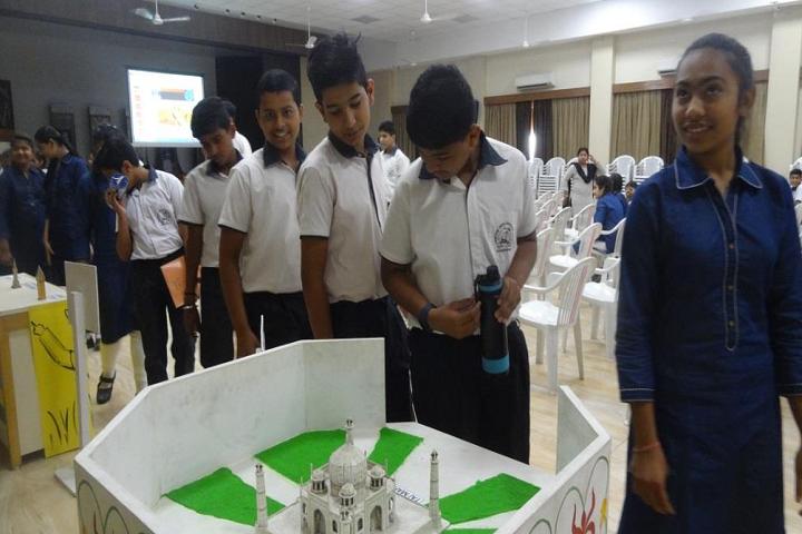 Amarchand Singhvi International School-Exhibition