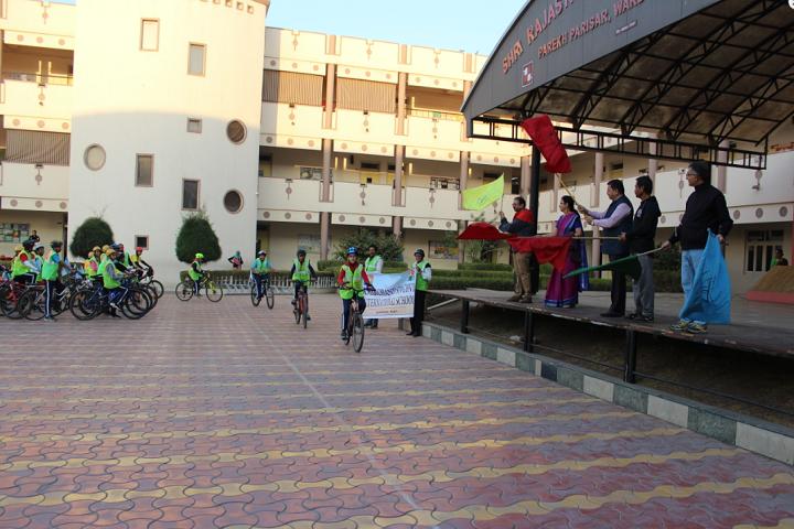 Amarchand Singhvi International School-Sports