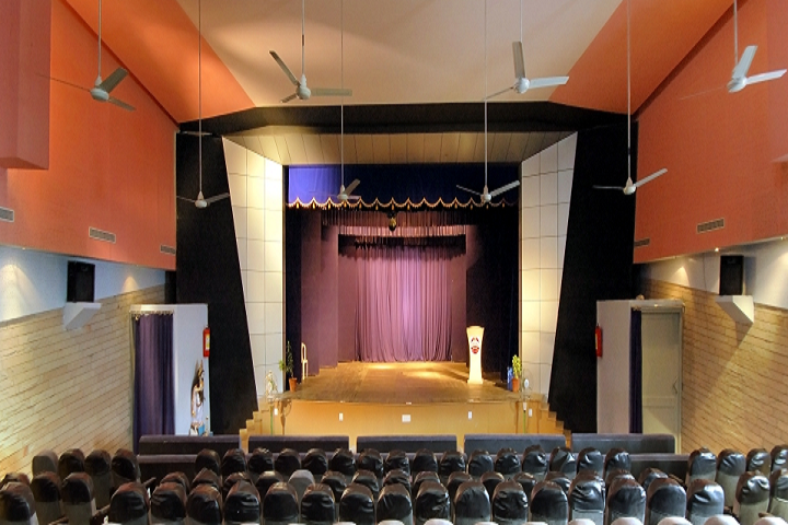 Ambe School-Auditorium