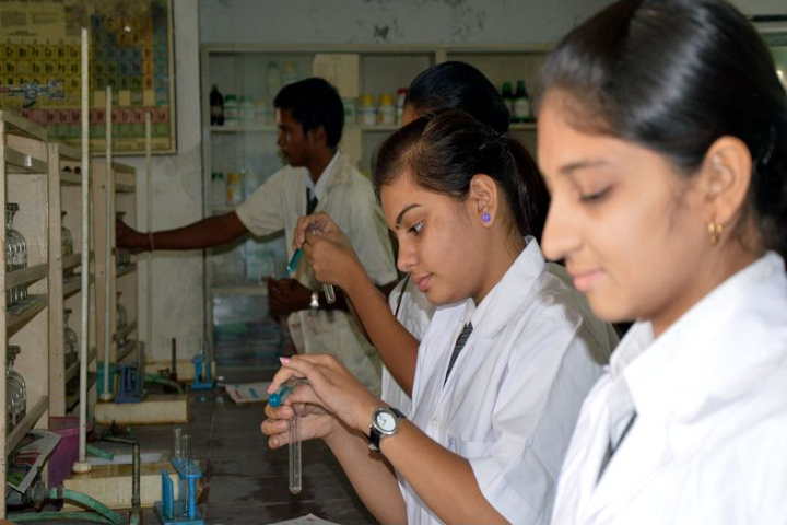 Ambe School-Chemistry Lab