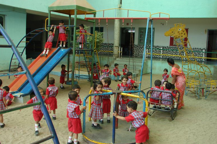 Ambe School-Children Play Area