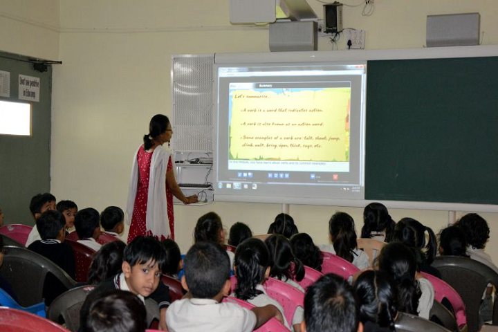 Ambe School-Digital Classroom