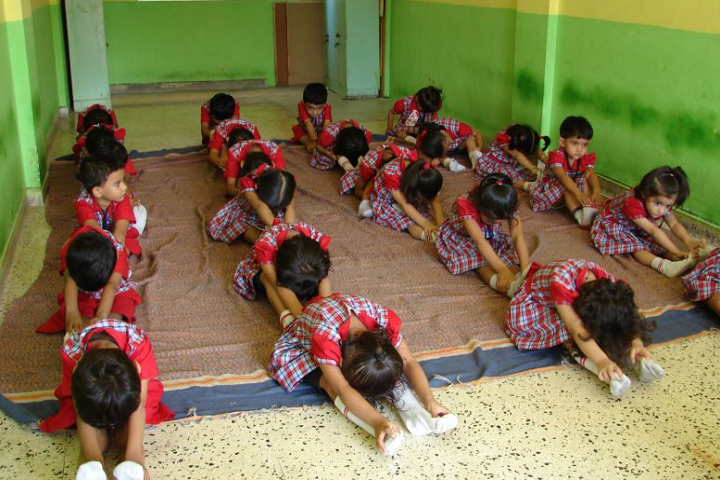Ambe School-Yoga