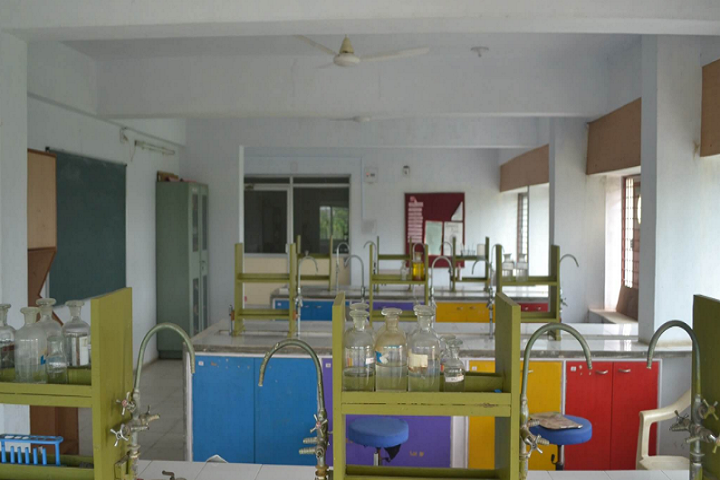 American School Of Baroda-Chemistry-Lab