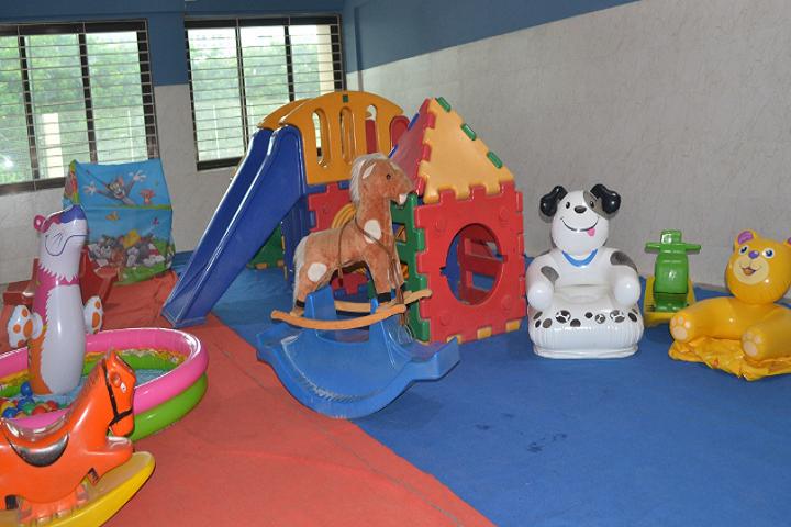 American School Of Baroda-Kids Fun Area