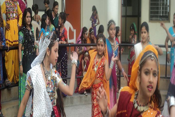 Amity International School-Events