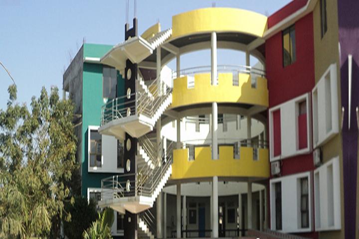 Amity International School-School-View