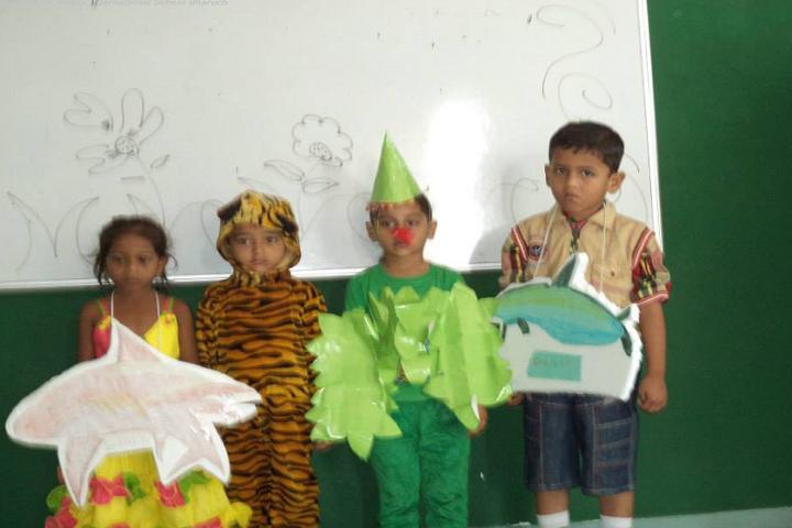 Amity International School-fancy Dress Competition