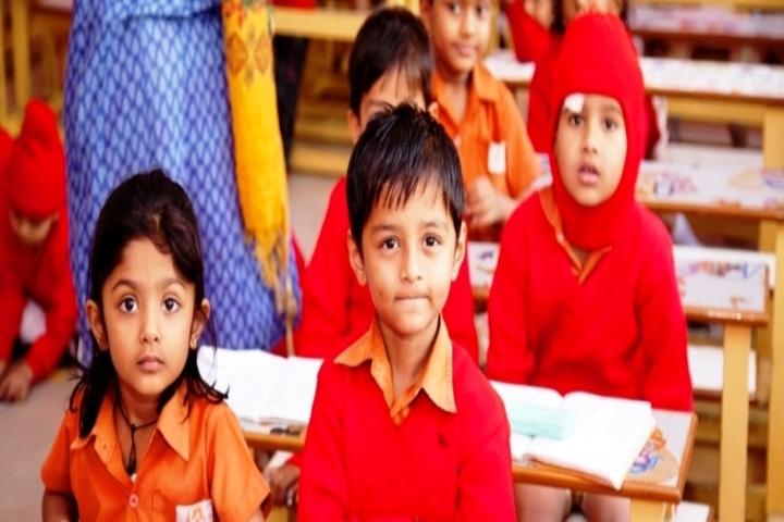 Amity School-Kids