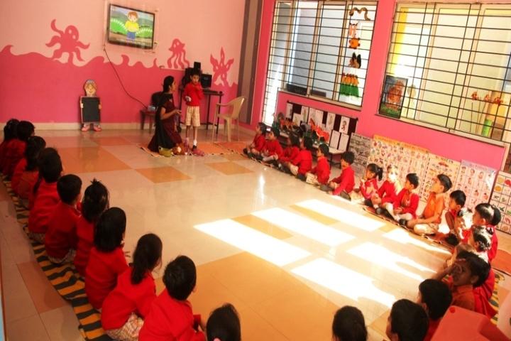 Amity School-Singing