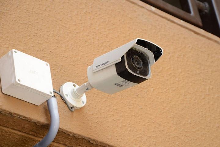 Amrita Vidyalayam-CCTV
