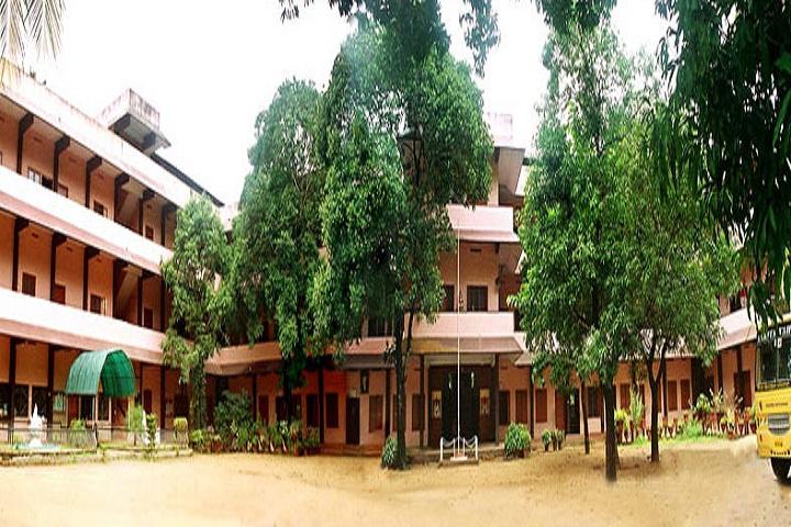 Amrita Vidyalayam-Campus-View Front