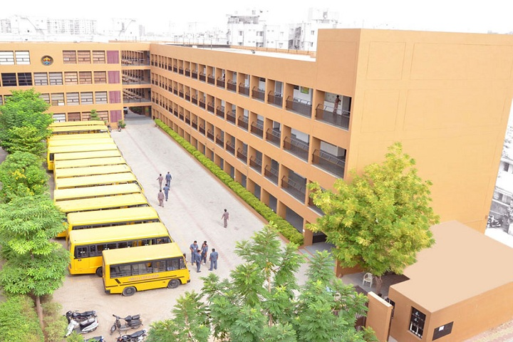 Amrita Vidyalayam-Campus-View