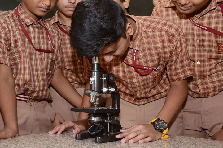 Amrita Vidyalayam-Laboratory Biology