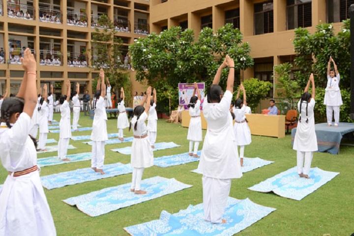 Amrita Vidyalayam-Others Yoga