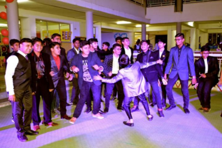 Anand Niketan School-Farewell Party