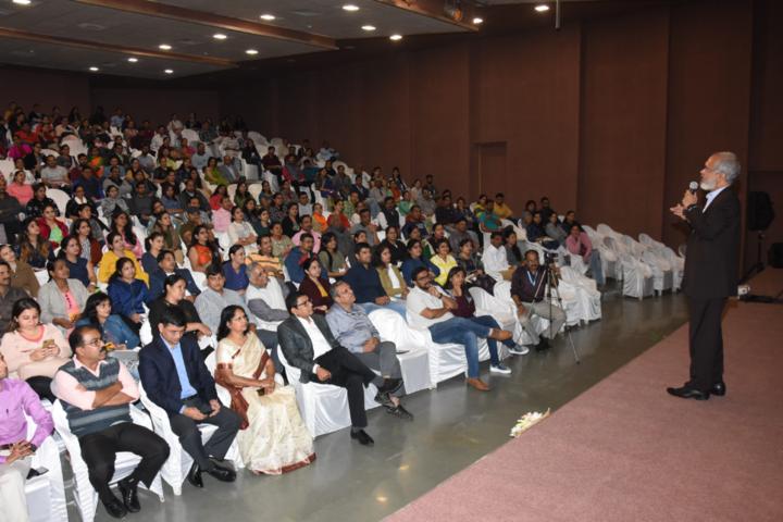 Anand Niketan Sughad-Auditorium