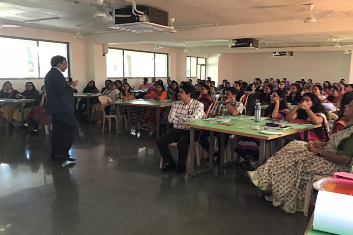 Anand Niketan Sughad-Faculty Meeting