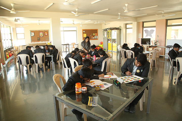 Anand Niketan School Sughad Campus-Art