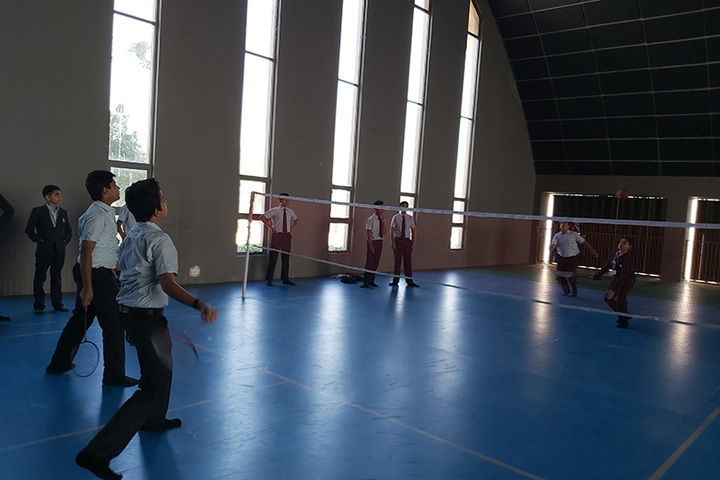 Anand Niketan School Sughad Campus-Indoor Games