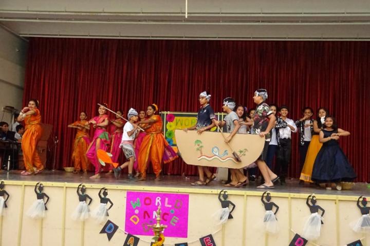 Anand Vidya Vihar-Dance day