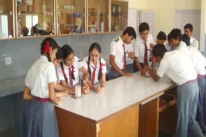 Army Public School-Science-Lab