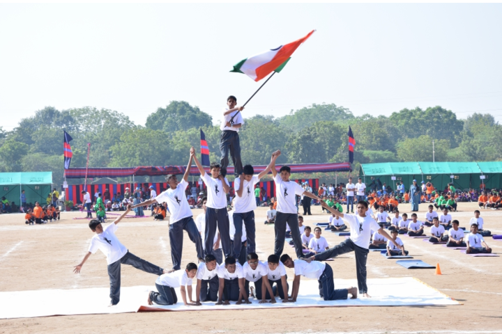 Army Public School-National day celebration