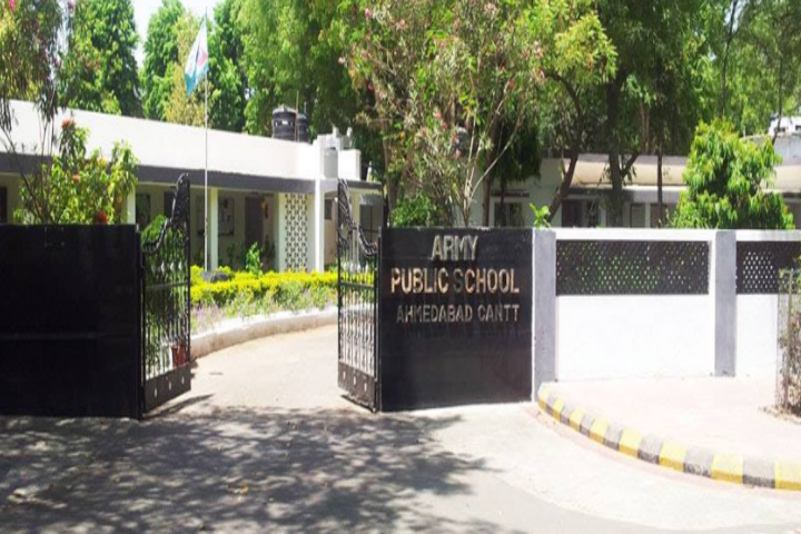 Army Public School-School-View