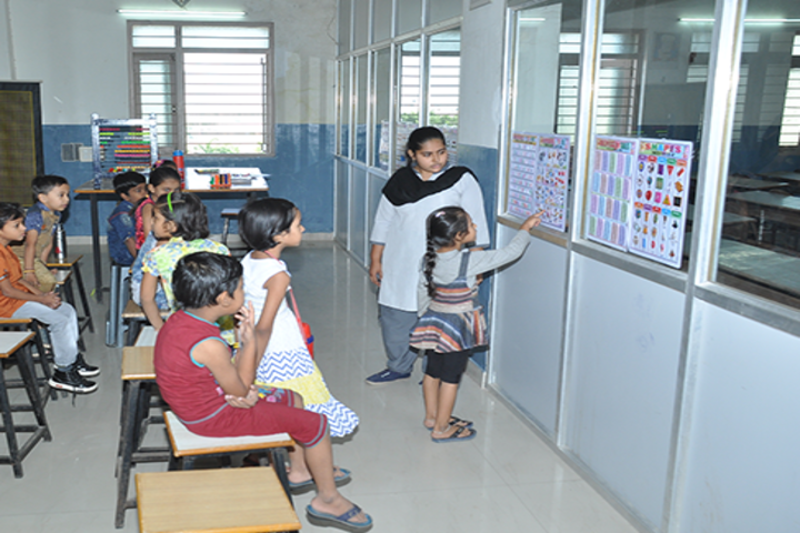 Arpit International School-Classroom
