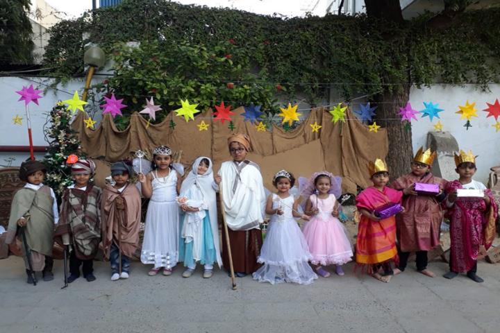 Asia English School-Christmas celebrations