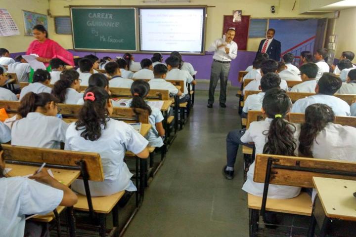 Asia English School-Classroom