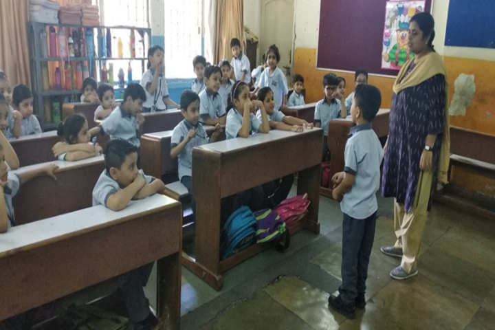 Asia English School-Kids Classroom