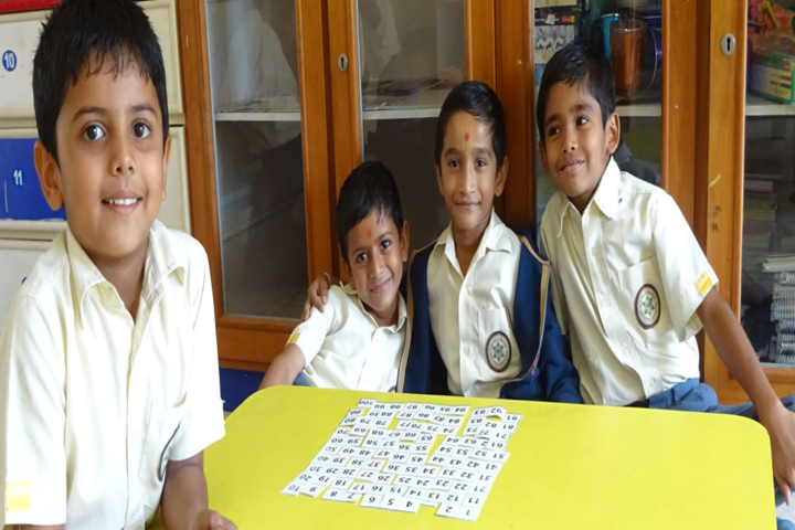 Atmiya Vidya Mandir-Maths Lab