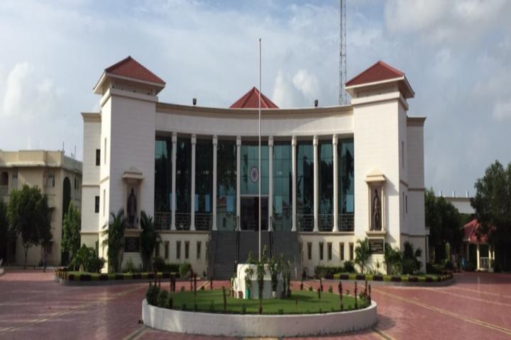 Atmiya Vidya Mandir-School View