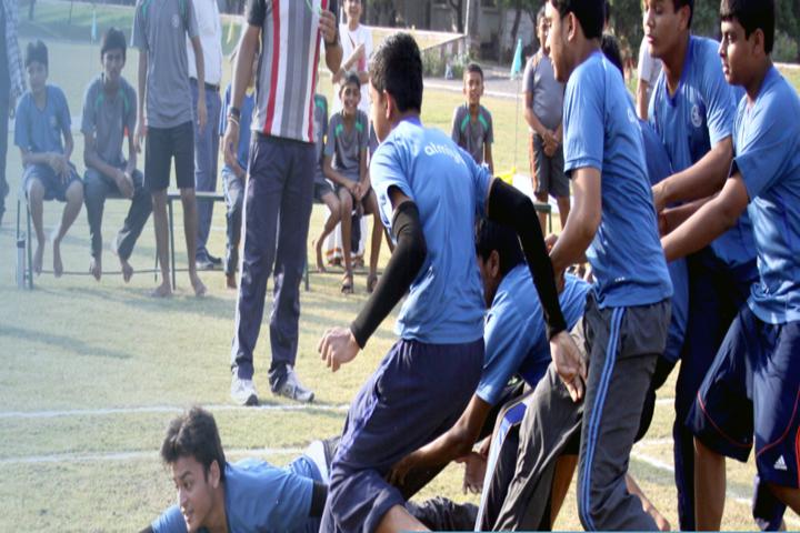 Atmiya Vidya Mandir-Sports1