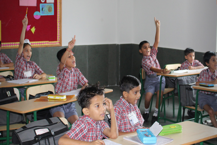 Avalon World School-Classroom