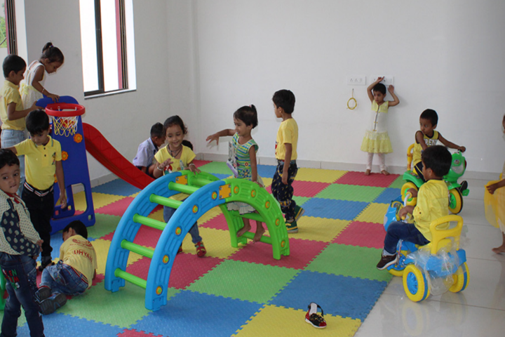 Avalon World School-Kids play zone