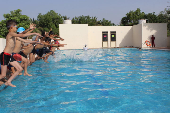 Avalon World School-Swimming pool