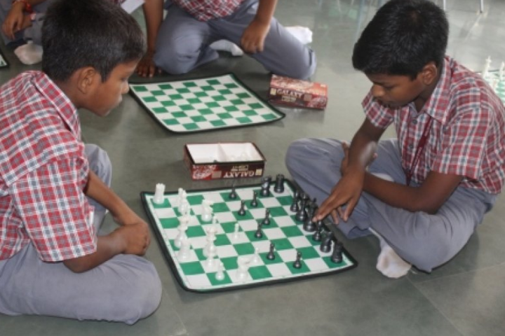 Avalon World School-Indoor games