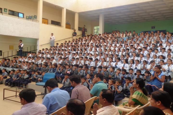 Bal Bharati Public School,jhanor-Audiorium