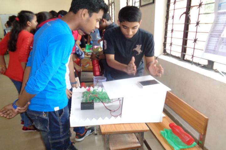 Bal Bharati Public School,jhanor-Exhibition