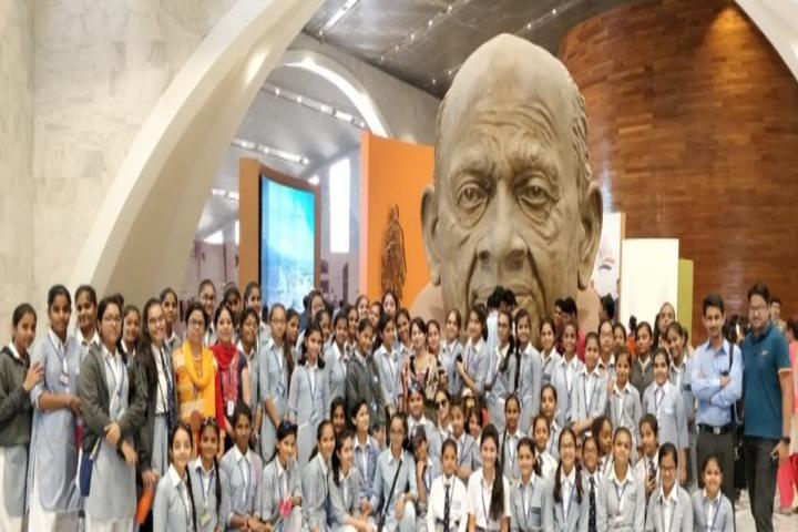 Bal Bharati Public School,jhanor-Excursion