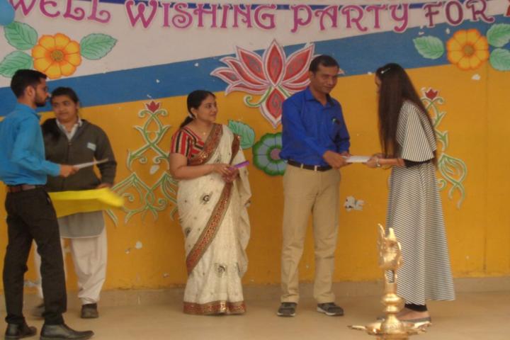 Bal Bharati Public School,jhanor-Presentation party