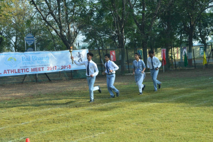 Bal Bharati Public School,jhanor-Sports1