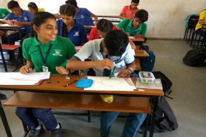 Baroda Public School-Drawing