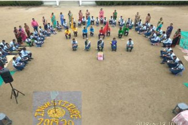 Baroda Public School-Republic day