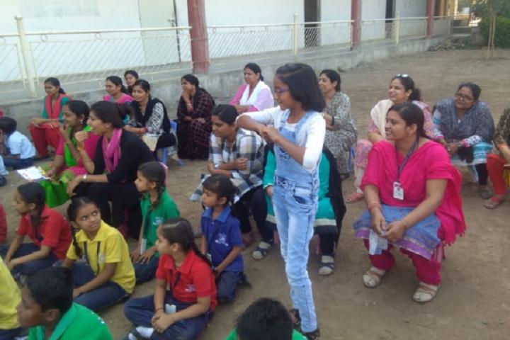 Baroda Public School-Assembly