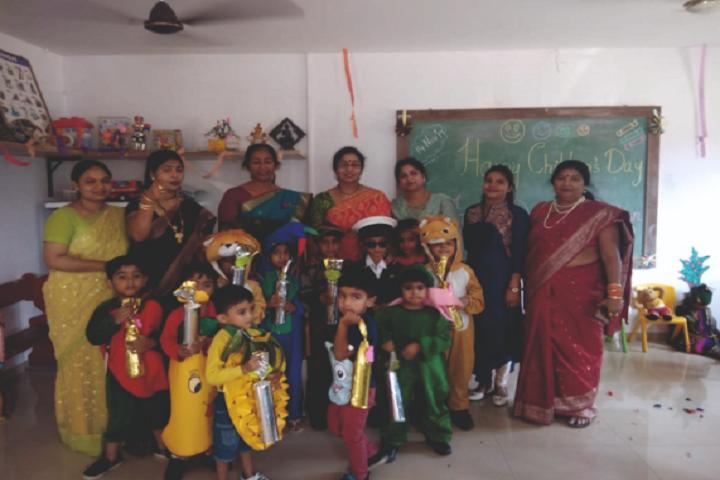 Baroda Public School-Fancy Dress