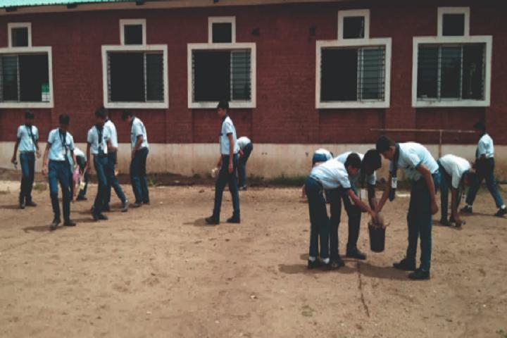 Baroda Public School-Swachta Abhiyaan
